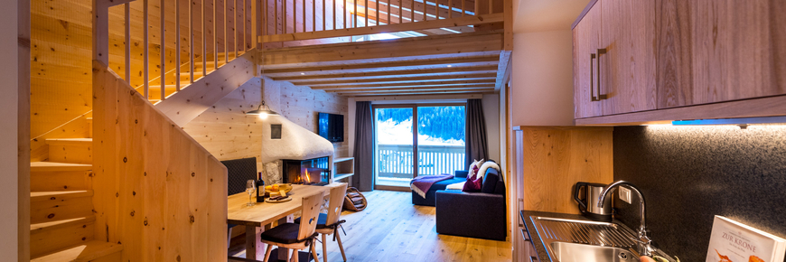 NEU: Luxury Apartment Dolomites